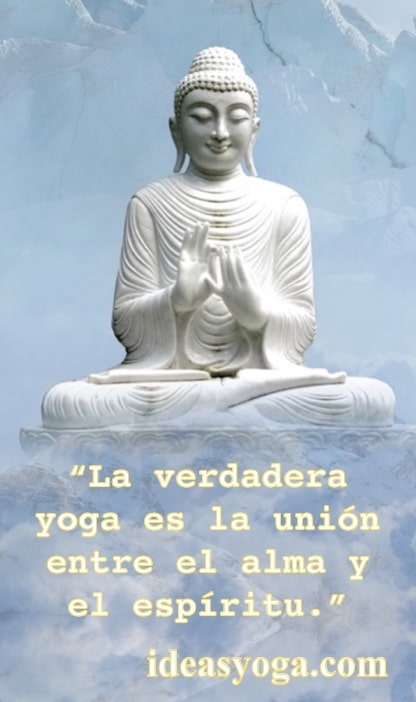 Buda - union alma espiritu - Que es Jnana yoga - ideas yoga