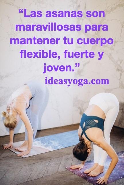 Flexibilidad fuerza juventud - YOGA PRINCIPIANTES: ASANAS ideasyoga