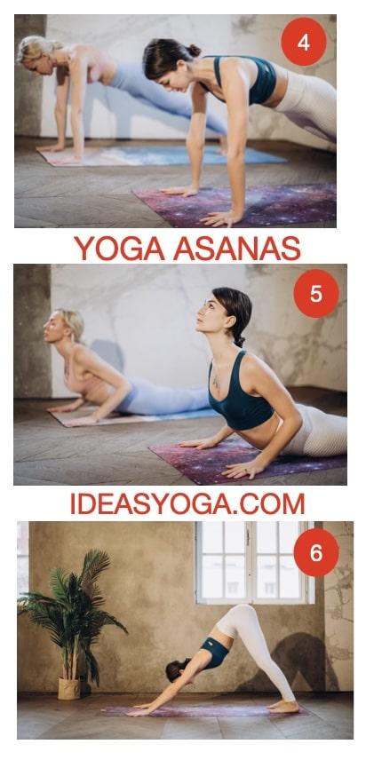 YOGA PRINCIPIANTES- ASANAS 2 - ideasyoga
