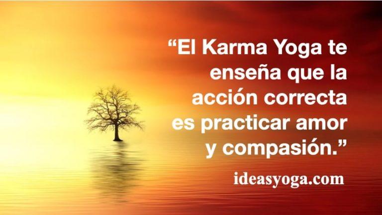 accion correcta - relfexion pensamientos - yoga - ideasyoga