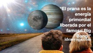 EL PRANA YOGA, LA ENERGÍA PRIMORDIAL.