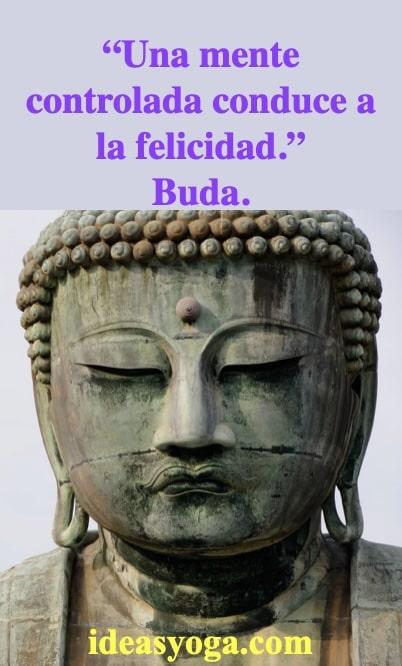 Mente controlada - meditacion concentracion - reflexion - Ideasyoga