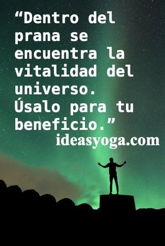 Prana energia universo - YOGA Y ENERGÍA VITAL-ideasyoga